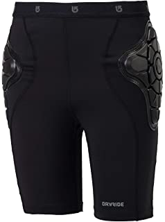 Pantalones Cortos de Snowboard con realce de protecci/ón MB Total Imp Burton