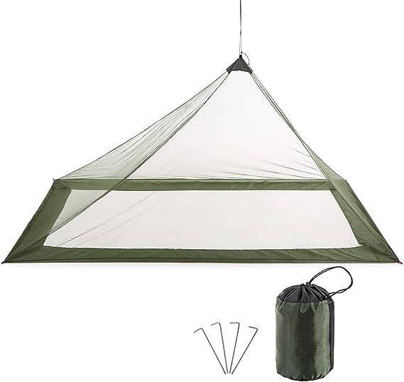 Lixada Outdoor Campeggio Tenda Ultralight Maglia Tenda Mosquito Insetto Repellente Net