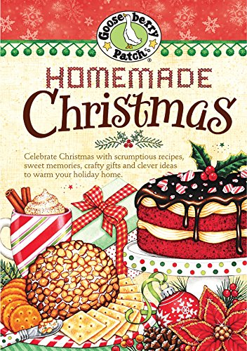 Homemade Christmas Crafts (Homemade Christmas (Seasonal Cookbook Collection))