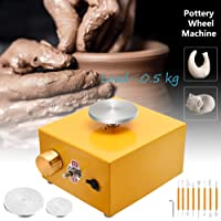 KKTECT Rueda de cerámica eléctrica Herramienta de molde