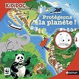 """Afficher """"Protégeons la planète !"""""""