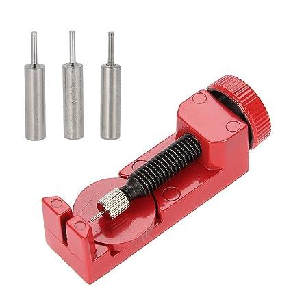 Relojero Herramienta para reloj de pulsera Reparación, Strap Cadena Perno Extractor Reparación juego de herramientas