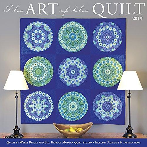 (Art of the Quilt 2019 Wall Calendar)