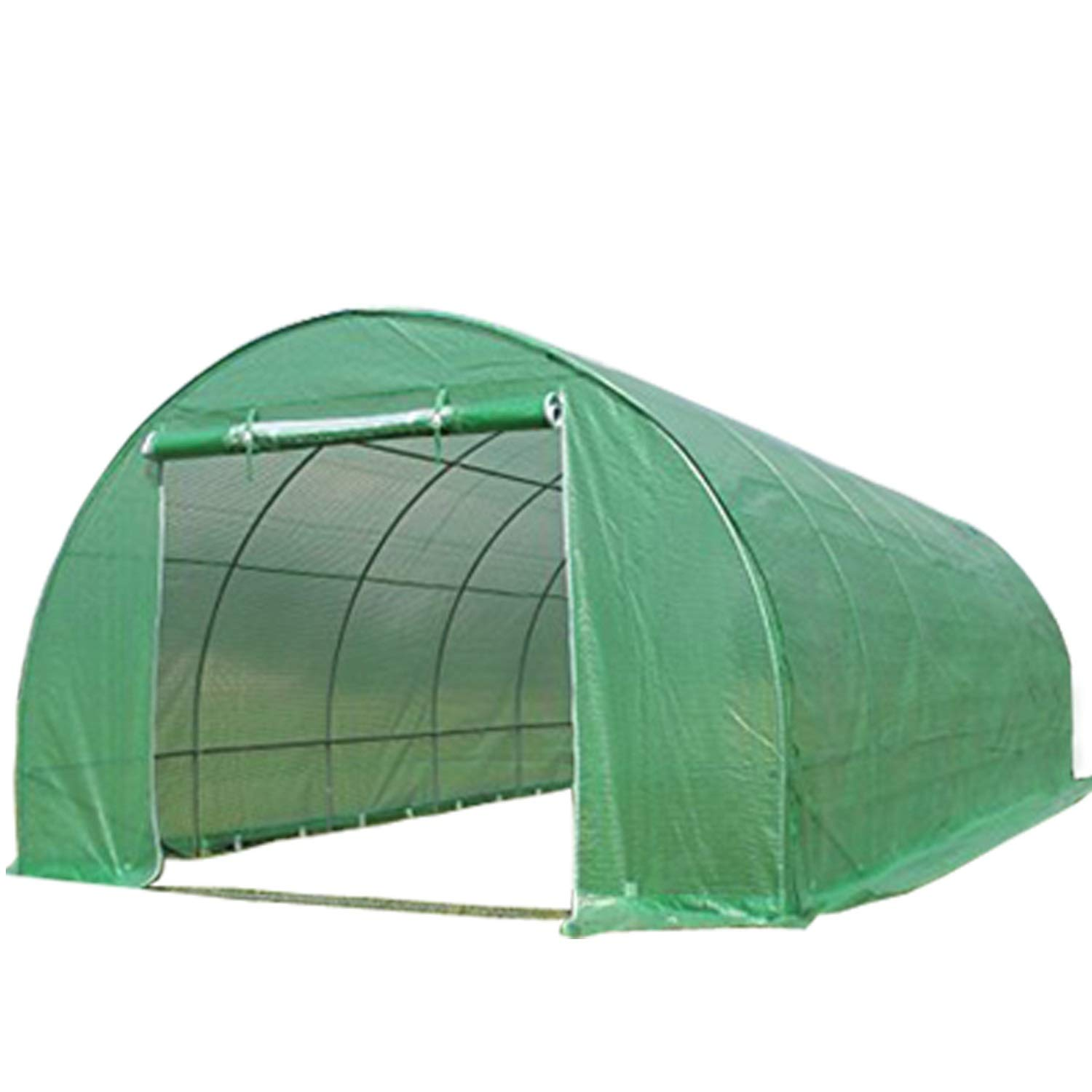 DELTA Canopies Greenhouse 20'x10' (B2) 94 lbs - Green House Walk in Hot House