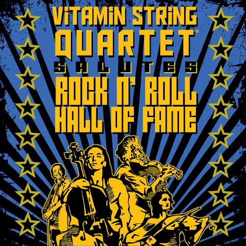 Vitamin String Quartet Salutes...