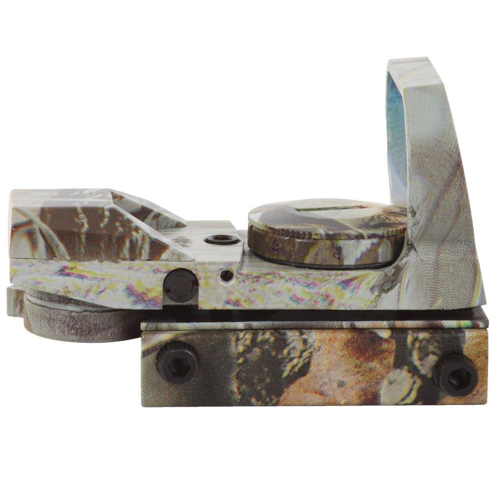 Sightmark Sure Shot Reflex Sight, Dove Tail (Camo) by Sightmark (Image #7)