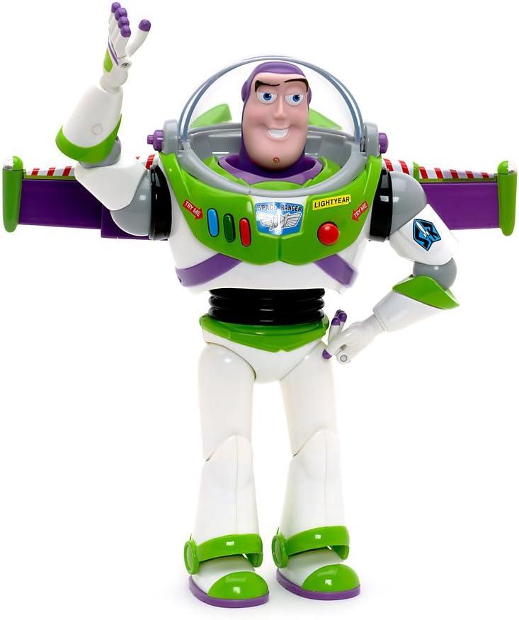 """Disney Store - Buzz Lightyear Talking 12"""" Figure"""