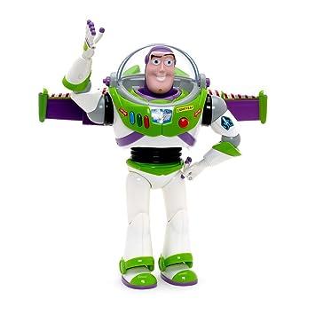 Disney Store - Figurita Parlante Buzz Lightyear 30 cm  Amazon.es ... 1fef4e1e4db