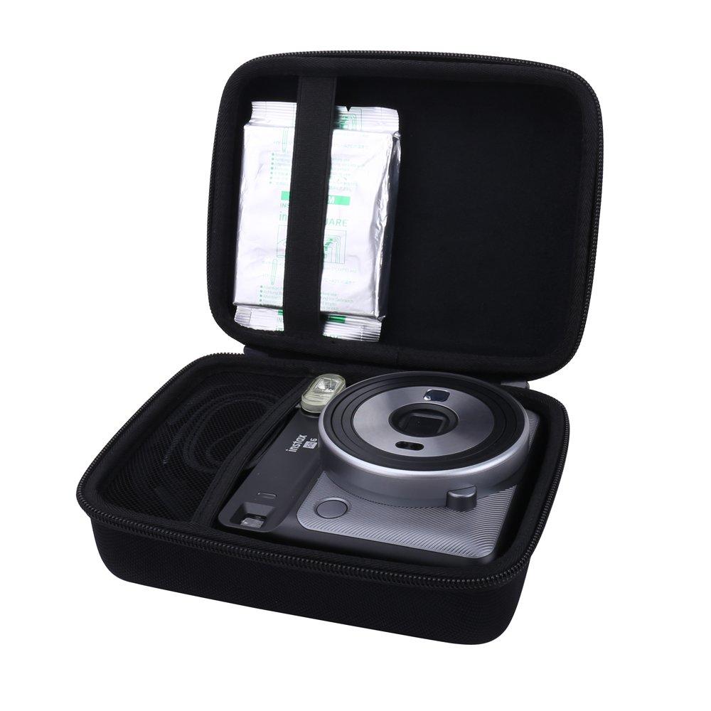 Storage Hard Case for Fujifilm Instax Square SQ6 - Instant Film Camera