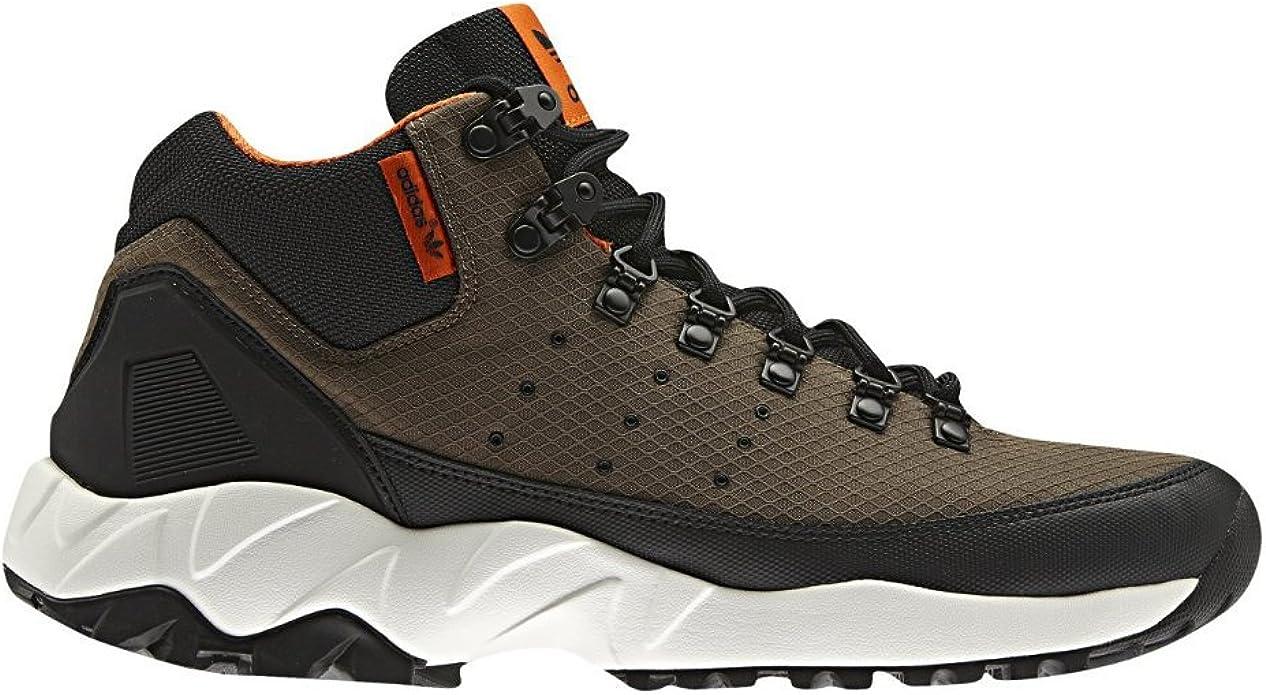 Insistir escanear Poner  Adidas - Torsion Trail Mid - Coleur: Brown - Taille: 46.0: Amazon.co.uk:  Shoes & Bags