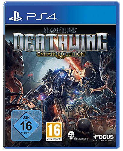 Price comparison product image Deathwing: Space Hulk Enhanced Edition (PlayStation PS4)