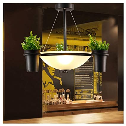 Pendant Lights Pendant Light Vintage Green Plant Ceiling