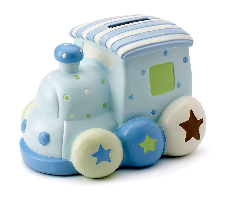Hucha infantil con forma de tren Unisex Mousehouse Gifts