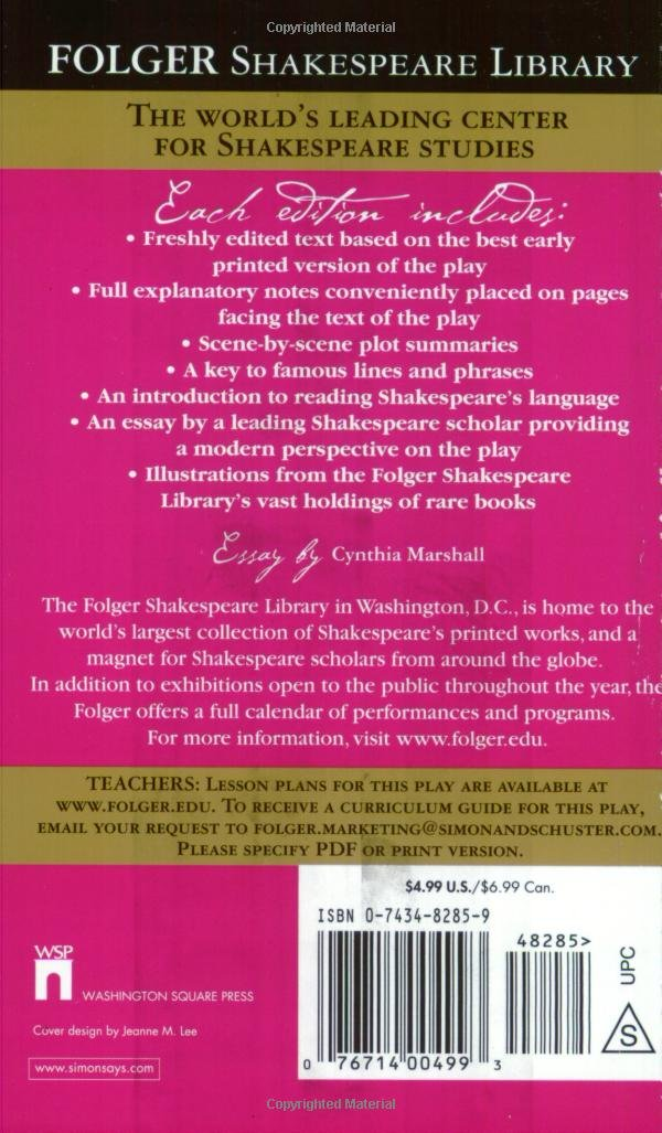 Antony & Cleopatra Summary Pdf