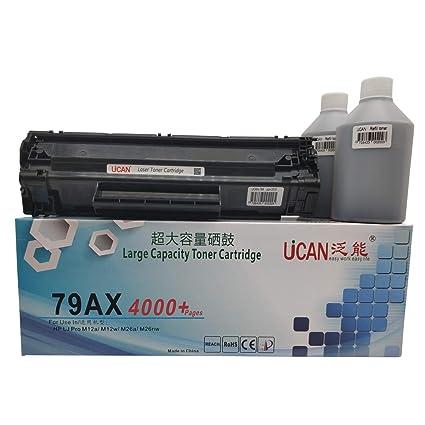 UCAN CF279a 79a - Cartucho de tóner para Impresora HP Laserjet Pro ...