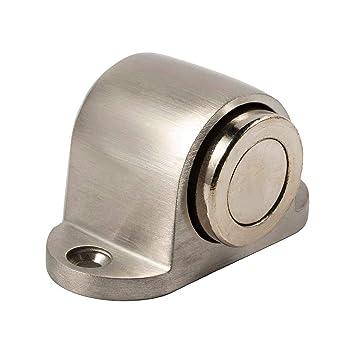 TaleeMall Tope para Puerta Magnético - Compacto Metal Tope de Puerta iman de Acero Inoxidable: Amazon.es: Bricolaje y herramientas