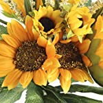Allstate-Small-Sunflower-Silk-Bouquet-in-Yellow-11-Tall