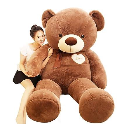 Regalo de San Valentín Muñeco de peluche Big Bear Muñeco de peluche niño niña Regalo para
