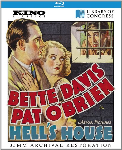 Hell's House: Kino Classics Remastered Edition [Blu-ray]