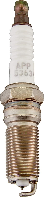 Autolite APP5363-4PK Double Platinum Spark Plug Pack of 4