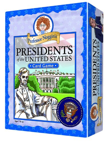 Professor Noggin's Presidents of the United States - A Educational