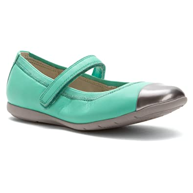 041205bcf9e Clarks Girls  Dance Bee Mint 9 Toddler  Amazon.co.uk  Shoes   Bags