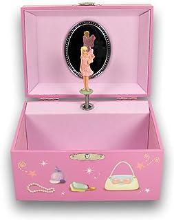 Simply for Kids Spieldose Rosa Elfe