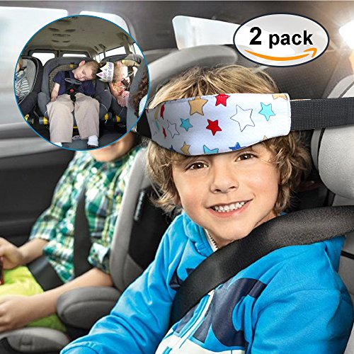 Head Support Car Seats, Jelanry Car Seat Neck Relief, Kids