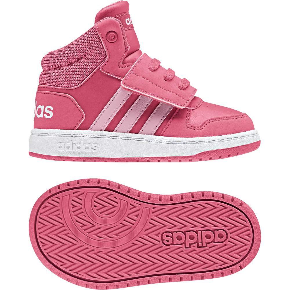 ADIDAS Originals Hoops Mid Scarpe Stivali Per Bambini