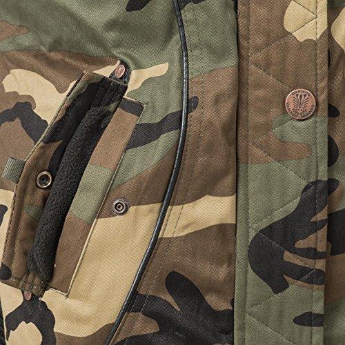 Veste Camouflage Parka Dame Marikoo Pour Xs Larissa 9 xxl D'hiver Couleurs q5xwvfBwg7