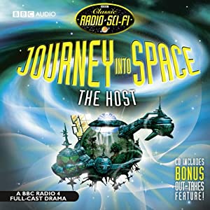 Classic Radio Sci-fi: Journey into Space: The Host Radio/TV Program