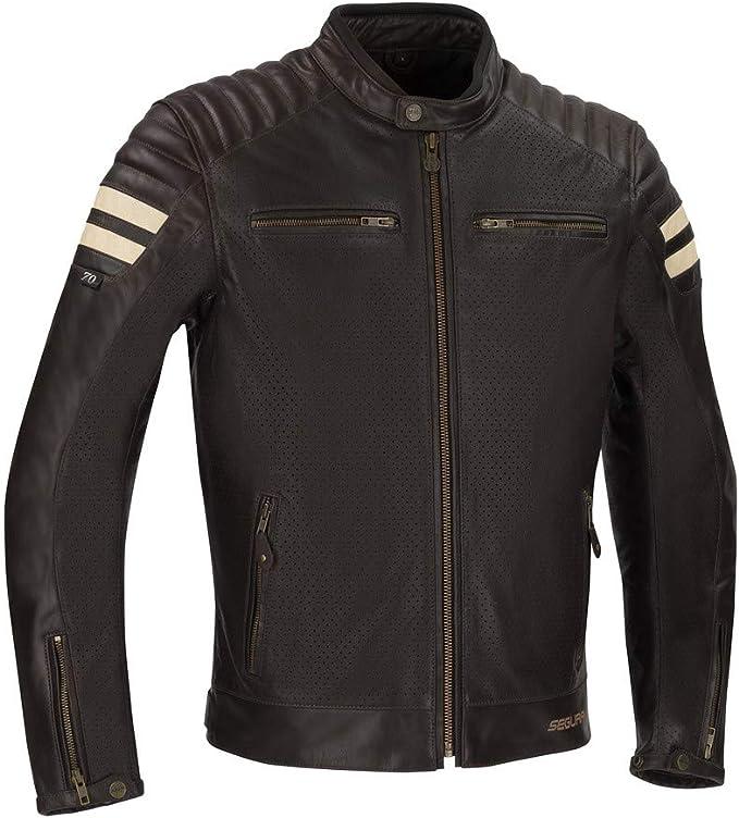 Segura chaqueta de piel vintage