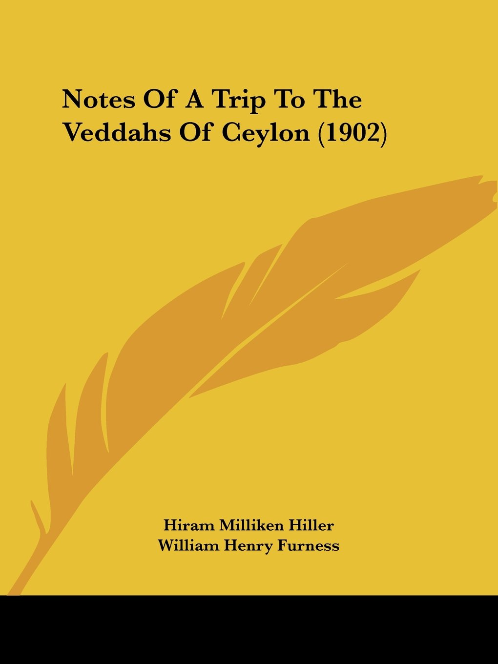 Download Notes Of A Trip To The Veddahs Of Ceylon (1902) PDF