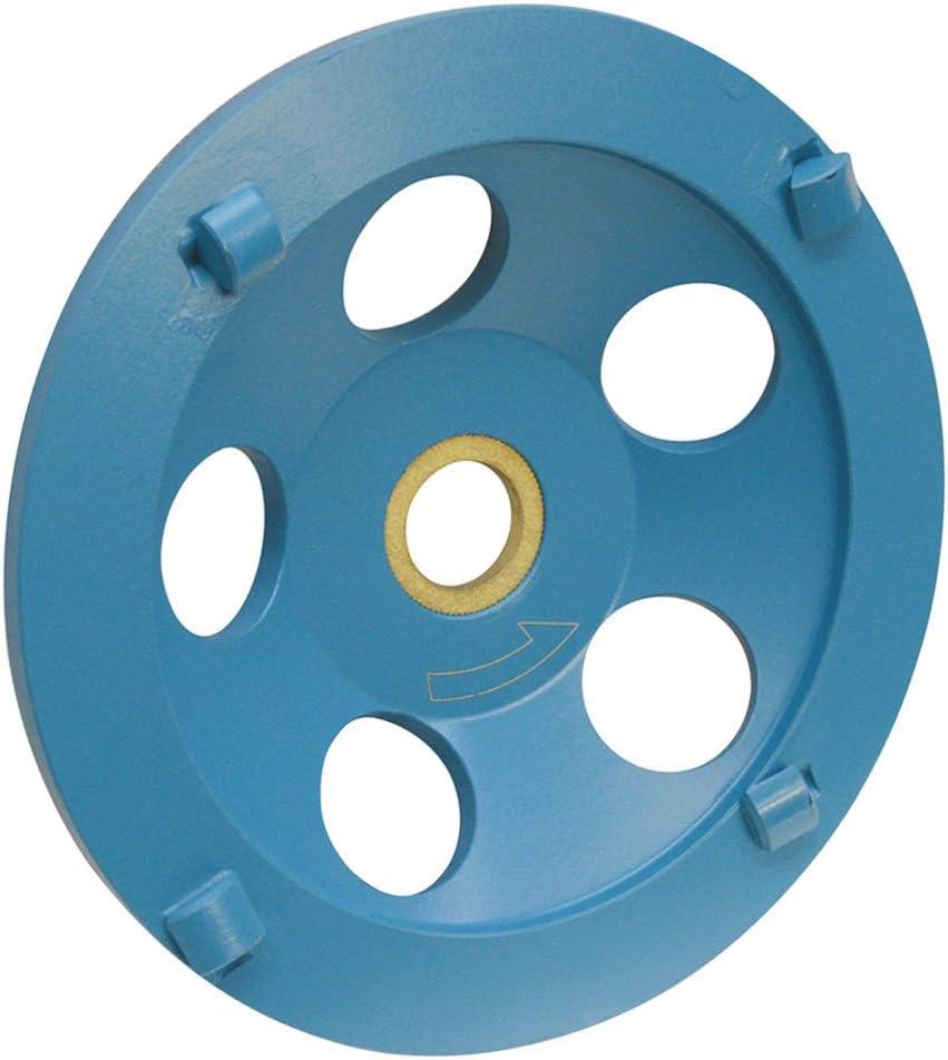 "4.5/"" Quarter Round PCD Grinding Cup Wheel 8 Segments 7//8/""-5//8/"" Arbor"