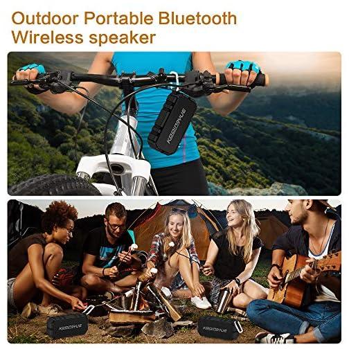 KOOINGYUE Wireless Bluetooth Karaoke Microphone for Kids, Portable Handheld Rechargeable Karaoke Toy Machine Speaker… |