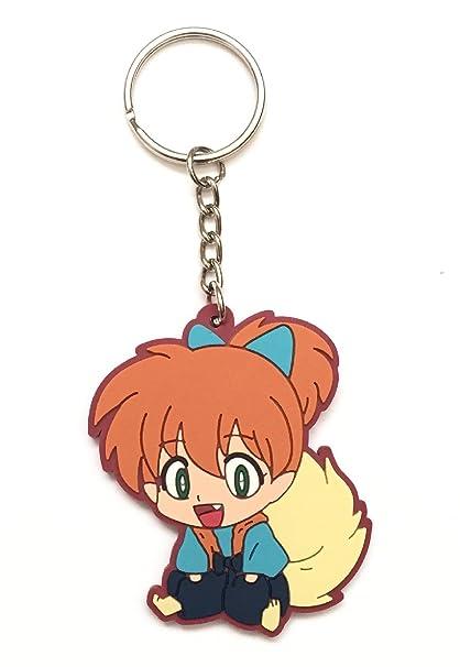 Amazon.com  Inuyasha  Shippo PVC Keychain ~ Shippo  Toys   Games 56031102d