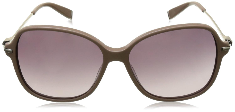 Womens mm Bright II EU Uik Sunglasses, Nude Pallad/Grey Sf, 58 Max Mara