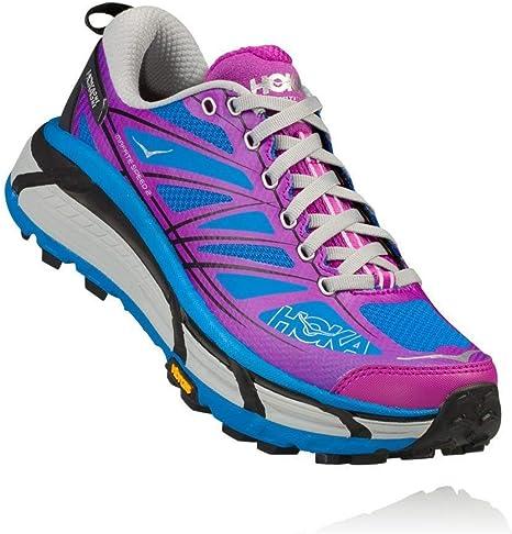 Zapatillas de Trail Running de Mujer Mafate Speed 2 Hoka One One: Amazon.es: Deportes y aire libre