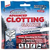 Adventure Medical Kits AMK Quickclot Advanced Clotting Gauze