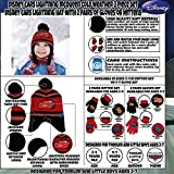 Disney Cars Hat and 2 Pair Mittens or Gloves Cold