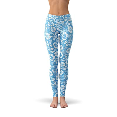 Tree Tribe Leggings with Nature Designs - Active Wear for Gym, Hiking, Running, Chillin