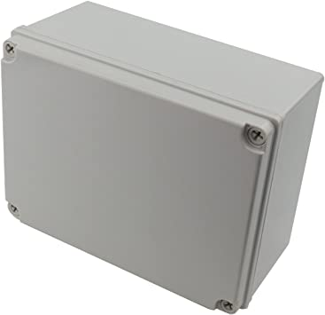 """Plastic Enclosure 8/""""x5/""""x2/"""" Wall Mount electrical projects USA SELLER SHIPS TODAY"""