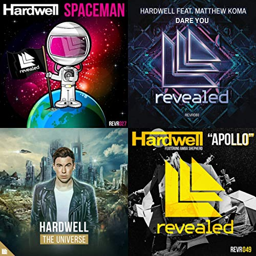 Best of Hardwell (The Best Of Craig David)