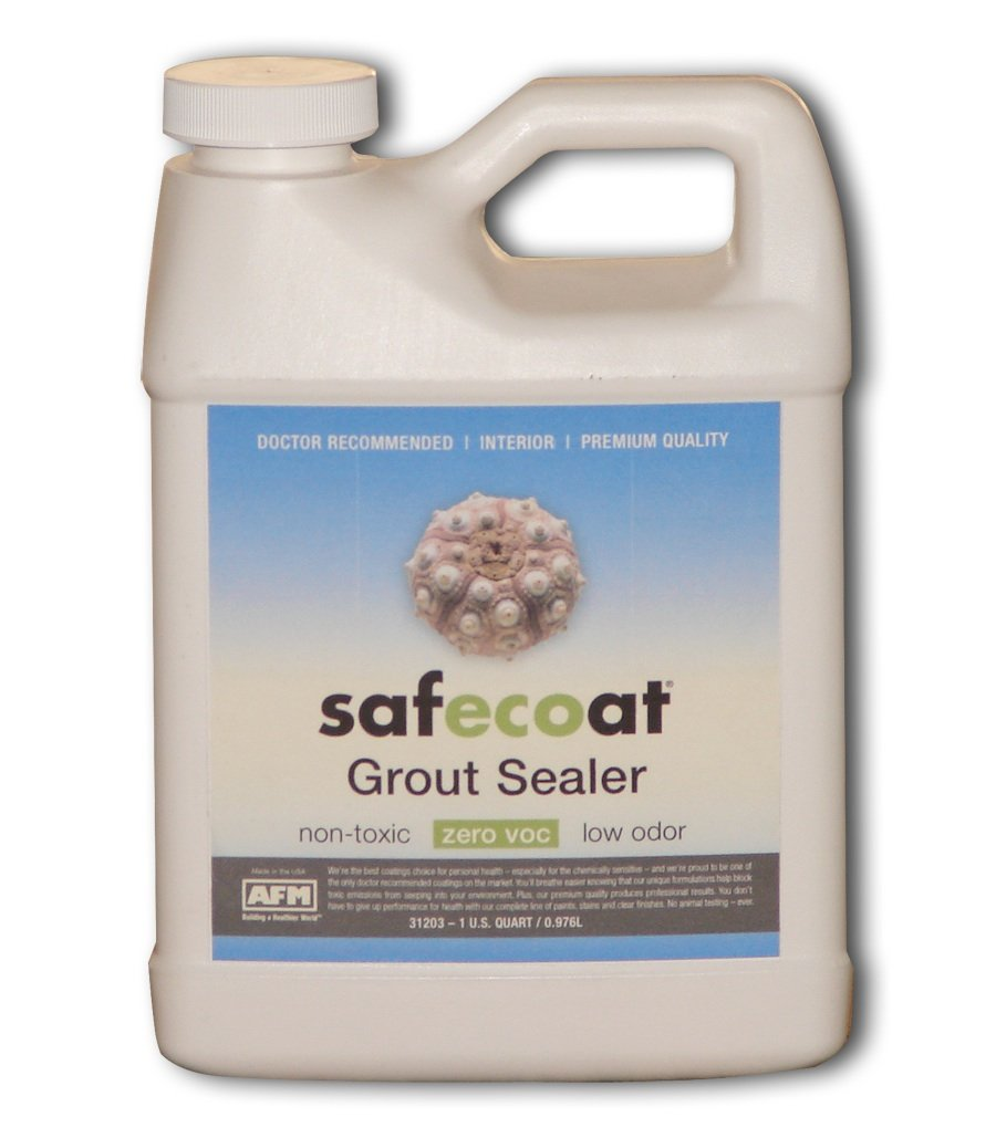 7.SafeCoat Grout Sealer