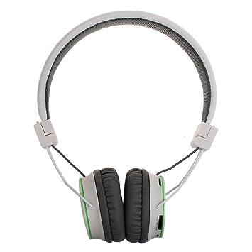 VR de Primus F1 – 4 En 1 Bluetooth Auriculares Headset – Inalámbrico hablar y escuchar