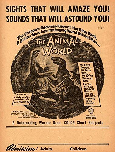 Animal World Documentary Original Movie Herald
