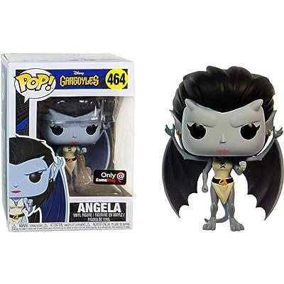 Funko Pop Disney Gargoyles Angela Gamestop Exclusive 464: Toys & Games