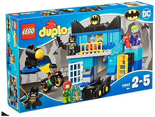 Duplo - Batcave Challenge