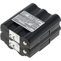 subtel 2X Batería Premium Compatible con Alan G7 / Midland G7, Midland GXT1000, GXT1050, BATT-5R (700mAh) bateria…