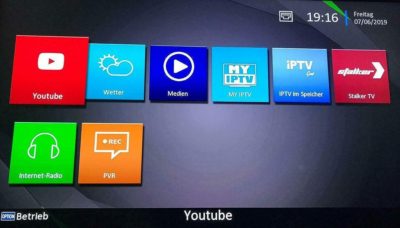 Botech Nero 2 IPTV: Amazon.es: Electrónica
